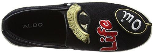 ALDO Damen Keacien Sneaker, Schwarz (KEACIEN-98)