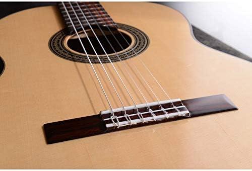 Guitarra Clásica MARTÍNEZ modelo ESPAÑA ES-06S Tapa de Abeto ...