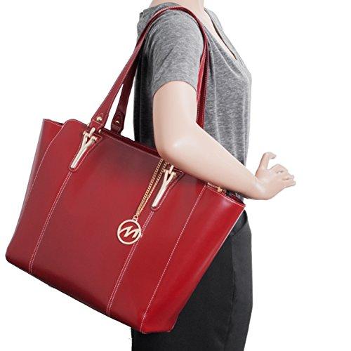 McKlein ,  Damen Aktentasche rot