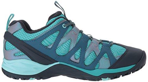 Merrell Low Women's Rise Q2 Baltic Hex Hiking Siren Boots RBfrnRx1U