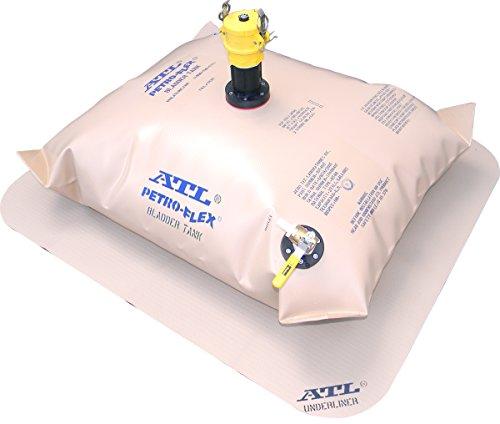 "25 Gallon ATL Petro-Flex ""Pillow-Style"" Marine Range Extension Fuel Bladder"