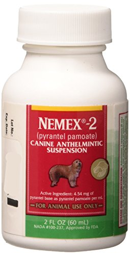 Nemex 2 oz Pet Wormer