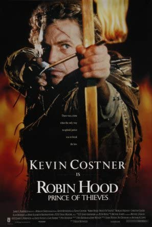 Import Posters ROBIN HOOD: PRINCE OF THIEVES – Kevin Costner – US Movie  Wall Poster Print - 30cm x 43cm / 12 Inches x 17 Inches: Amazon.co.uk:  Kitchen & Home