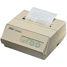 STAR MICRONICS DP8340FM W/O PWR PUTTY SERIAL IMPACT FRICTIN TEARBARCBL EXT PS S / 89200011 /