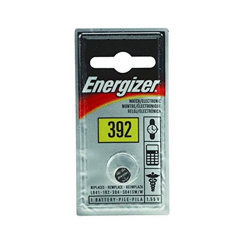 ENERGIZER 392BPZ BATTERY SILVER 1134SO