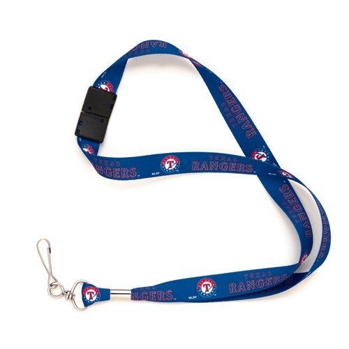 Texas Rangers Officially Licensed MLB Lanyard