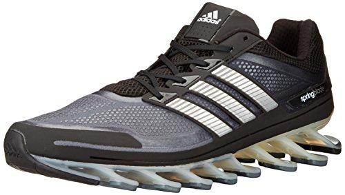Blu Silver Core Argento Corsa Black Da Nero Scarpa Us 7 Solare Lead Metallic Adidas Springblade wqUIxO