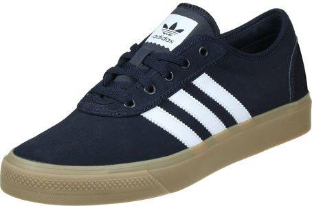 Adidas Adi-Ease Schuhe 12,5 collegiate navy/ white