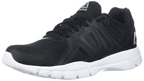 Reebok Women's Trainfusion Nine 3.0 Cross Trainer Black/White/Silver