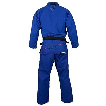 Breathable Y Vent Canvas and Cotton 550GSM Competition Ready Tatami Fightwear Estilo 6.0 Mens Jiu-Jitsu Gi Medium Weight Durable Professional Made Jiujitsu Uniform Pants and Jacket