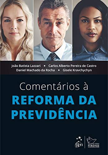 Comentários Reforma Previdência Batista Lazzari ebook