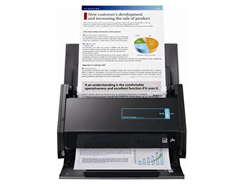 Fujitsu PA03656-B005 Image Scanner ScanSnap iX500 (Best Document Scanner For Mac 2019)