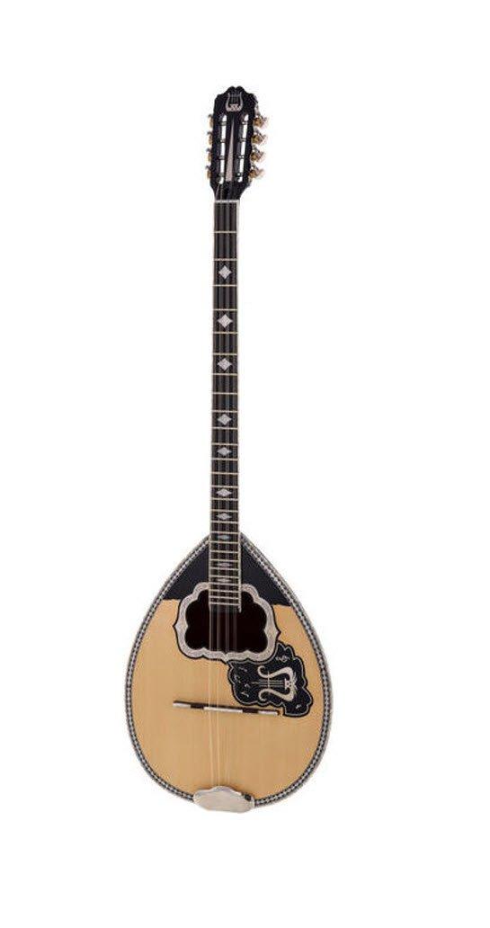 Matsikas Greek 8-String Bouzouki w/ Soft Case