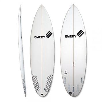 Tabla de Surf Emery – The Shoe 6.0 XF + una vez de aplicación mawaii Suncare