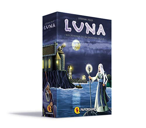 Luna: in the Domain of the Moon Priestess Board Game]()