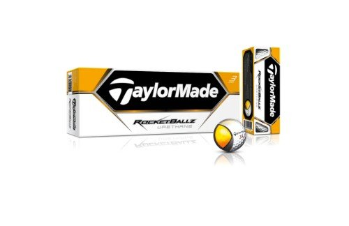 TaylorMade RocketBallz Urethane Golf Ball (Pack of 12)