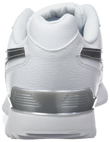 Met Trail White White Silver Shoes Running 000 Bs5819 White Reebok Women's aqzpwHCz