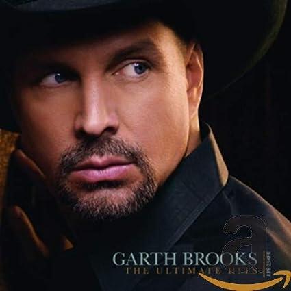 Garth Brooks Garth Brooks Ultimate Hits Amazon Com Music