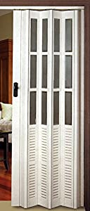 Flexi Space White Glossy Folding Door 24\'\' wide Canaima, Double Ply ...