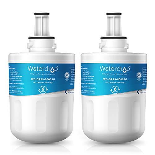 Réfrigérateurs, Congélateurs Devoted Samsung Da29 Compatible Réfrigérateur Eau Aquatique Filtre Ecoaqua