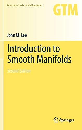 Pdf Math Introduction to Smooth Manifolds (Graduate Texts in Mathematics, Vol. 218)