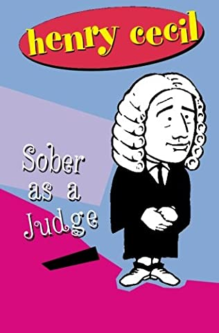 book cover of Sober As a Judge