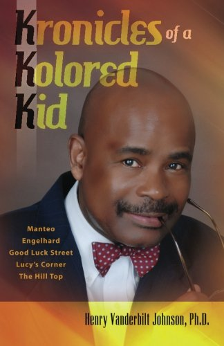 Kronicles of a Kolored Kid (Volume 1) ebook