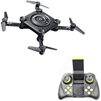 Egoelife 2.4G 4CH 6 Axis Gyro Headless Mode Mini Quadcopter Drone with Camera Wifi FPV HD Wifi Real-time Aerial Photography