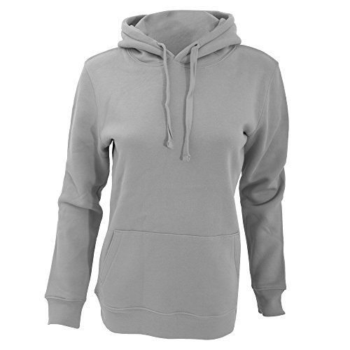 Russell - Chaquetilla con capucha modelo Premium Authentic para mujer Manzana