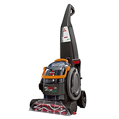 Bissell ProHeat 2X Lift Off Pet Carpet Washer and Shampooer with Portable Spot and Stain Remover Plus Upholstery Cleaner and Auto Interior Cleaner, 15651