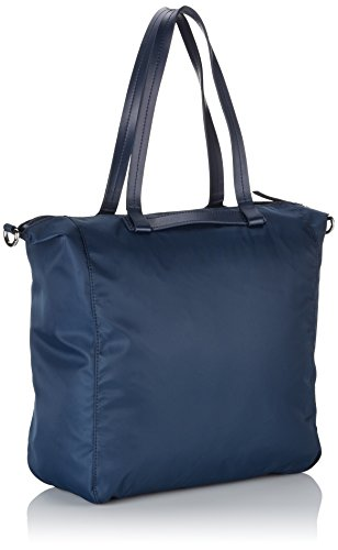 Bree Barcelona NYLON 11, Borsa shopper donna Blu (Blau (Navy 280))