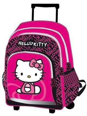 5f0c13e1945f HELLO KITTY TROLLEY BAG BACKPACK SCHOOLBAG SANRIO-LICENSED (27)   Amazon.co.uk  Luggage