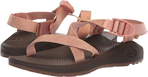 Chaco Zcloud Sandals - Women's Metallic Rose 6