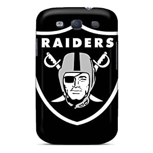 Snap-on Oakland Raiders Case Cover Skin Compatible With Galaxy S3