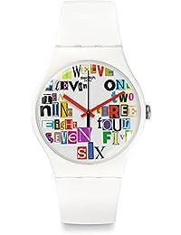 Swatch SUOW132 Originals New Gent Multi Collage Unisex Watch