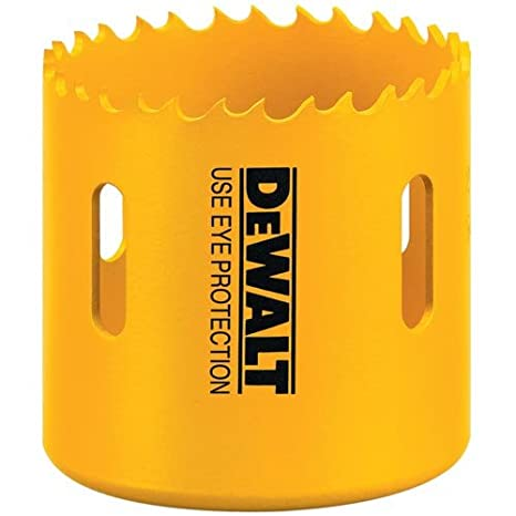 Amazon DEWALT D180062 3 7 8 Inch Bi Metal Hole Saw Home