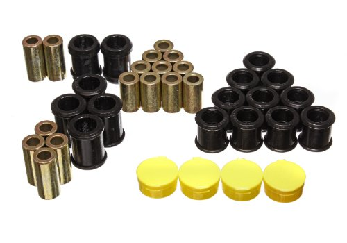 240sx Suspension (Energy Suspension 7.3119G Rear Control Arm Bushing Set for 240SX/S14)