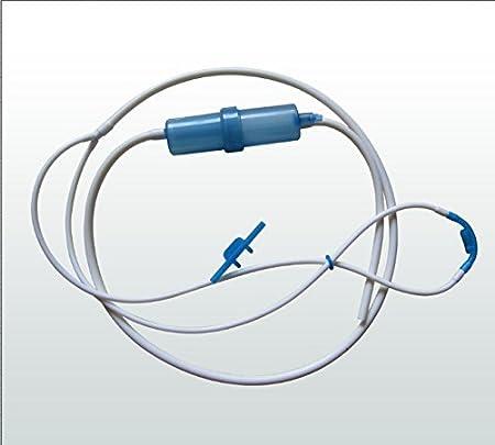 Cánula Nasal y vaporizador cápsula con caña para mezclar: Amazon ...