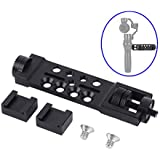 Universal Mount Adapter for DJI OSMO Handheld 4K Camera 3-Axis Gimbal Kits Accessories, Extension Arm for DJI OSMO Mobile 1 Handheld Gimbal, DJI OSMO, DJI OSMO+ Plus, DJI OSMO Pro/Raw