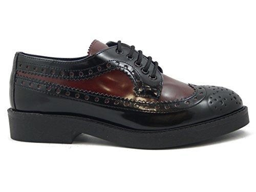 OSVALDO PERICOLI - Zapatos de cordones para mujer negro Size: 41 mdr6w