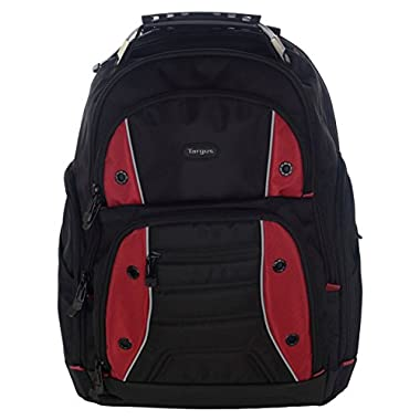Targus Drifter 16 Backpack Black/Red, TSB23803EU