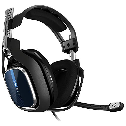ASTRO Gaming A40 TR Wired Headset with Astro Audio V2 for PS4, PC, Mac ()
