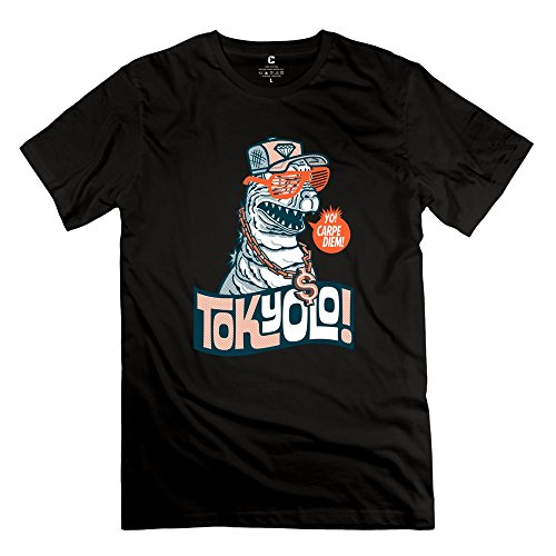 Leberts 2014 Style Tokyolo T-Shirt For Men