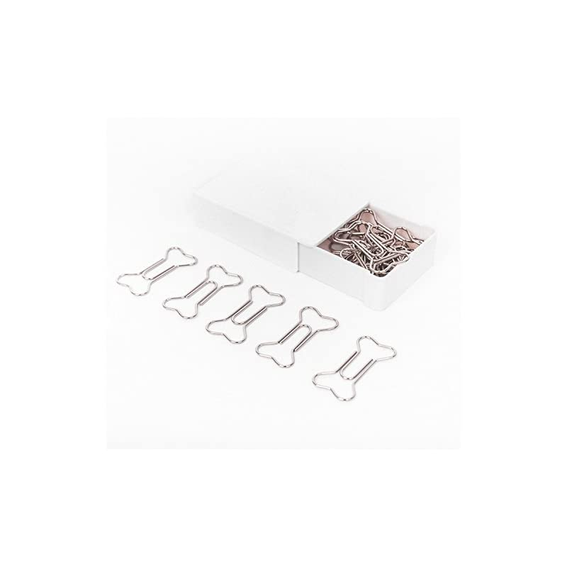20pcs-smooth-planner-paper-clips