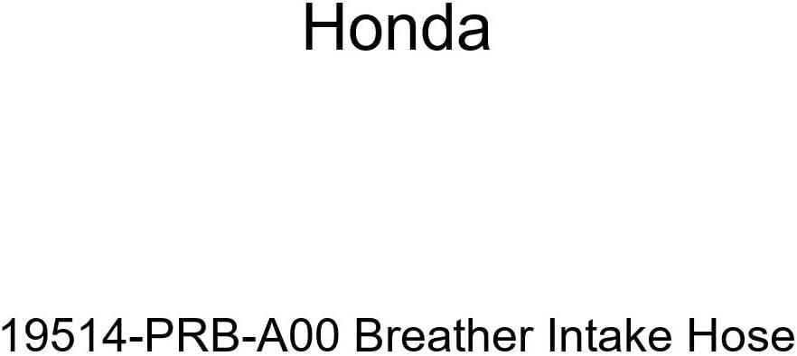 Genuine Honda 19514-PRB-A00 Breather Intake Hose