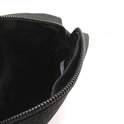 P2146 5 21 cm 5x4 Enrico pochette Benetti Sac 5x18 noir 65xxvPwHq