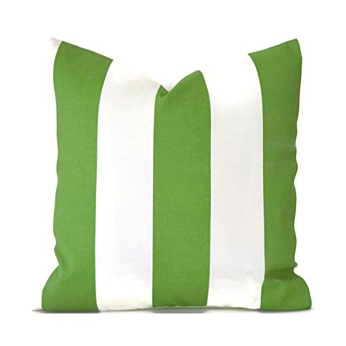 Outdoor Decorative Throw Pillow Cover Any Size OD Vertical Greenage