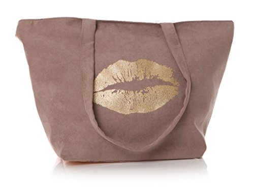 Shruti , Borsa da spiaggia  marrone Brown