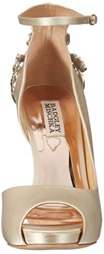 Badgley Mischka Women's Karson Pump Ivory clearance cheap price PcPcj8K