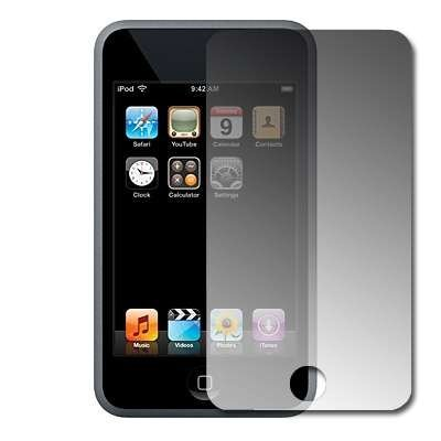 Premium Reusable LCD Screen Protector for Apple iPod Touch 3rd Generation ()